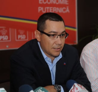 Ponta: Cand o sa ii arat lui Franks smecheriile lui Boc, va zice ca nu stie romana