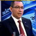 Ponta: Candidez la prezidentiale. Cel mai dificil contracandidat ar fi fost Antonescu