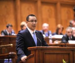 Ponta: Cat Dragnea va fi presedintele PSD, eu nu voi avea niciun rol