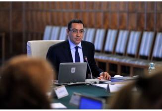 Ponta: Ce bine ar fi fost daca Basescu facea echipa in 2009 cu Iohannis premier