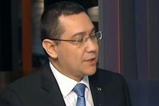 Ponta: Cei care au calitatea de inculpat nu vor mai ocupa functii numite in guvern sau parlament (Video)