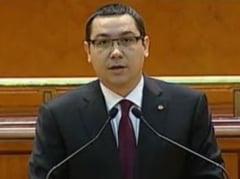 Ponta: Cele 15 proiecte ale USL pentru Guvernul Ungureanu