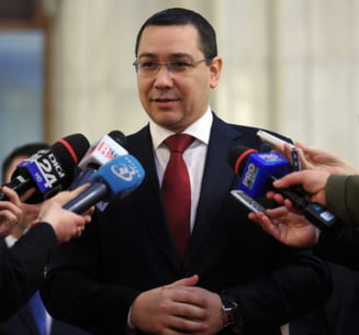 Ponta: Cereti bonurile fiscale! Cu cat aveti mai multe, cu atat aveti mai multe sanse la loterie