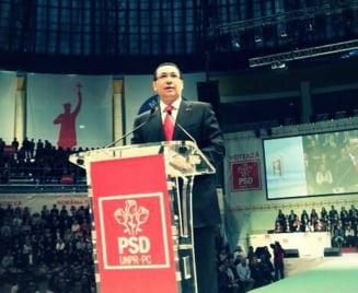 Ponta: Cine e dusmanul lui Basescu e prietenul nostru. Martin Schulz, presedinte CE!
