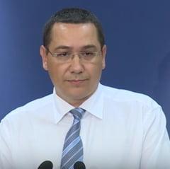 Ponta: Codul Fiscal nu e ca Biblia, perfect. As vrea sa nu treaca chiar in aceeasi forma
