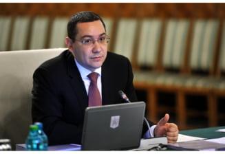 Ponta: Codurile Fiscale, aprobate miercuri - mai necesita avizul Justitiei