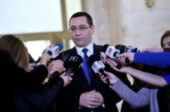 Ponta: Comisia pentru terenul lui Basescu, prioritatea USL. Apel catre toate institutiile