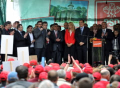 Ponta: Congresul USL nu va stabili si un premier, ci doar candidatul la Presedintie