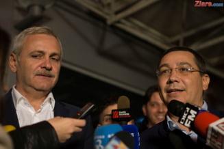 Ponta: Cred ca Dragnea a fost chemat la Parchet pentru ca din toate datele reiese ca el a orchestrat actiunea din 10 august