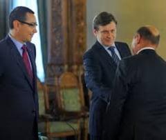 Ponta: Crin Antonescu a adoptat limbajul lui Basescu