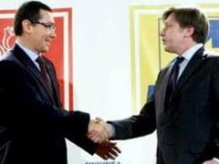 Ponta: Crin nu mai e nimic acum. A fost manipulat de anturaj sa rupa USL