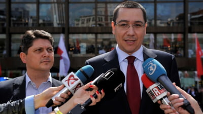 """Ponta: Criza politica nu va fi de durata, 2-3 saptamani. Asa e """"cohabitation a la roumaine"""""""