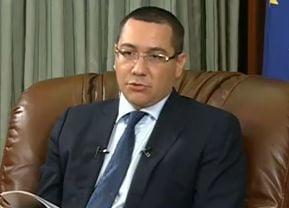 Ponta: Daca Antonescu nu vrea sprijinul PSD la prezidentiale, nu-l mai sustinem