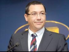 Ponta: Daca CSAT nu avizeaza privatizarea CFR Marfa, nu o mai facem. Basescu sa taca din gura