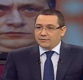 Ponta: Daca liberalii vor dori sa vina iar alaturi de noi, ii astept inapoi. Nu ma vor gasi recasatorit