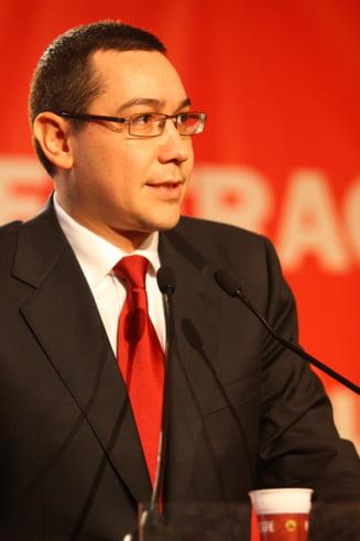 Ponta: Daca se va fura mai putin, putem avea salarii marite si CAS redus