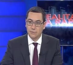 Ponta: Dan Diaconescu ajuta PDL sa castige voturi, am informatii