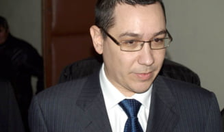 Ponta: De azi nu mai platesc taxa TVR, sper sa nu ma aresteze Blejnar