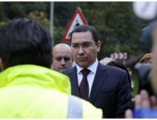 Ponta: Declaratiile lui Iohannis le aud de la Basescu. Eu fac o campanie de bun-simt