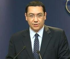 Ponta: Delegatia FMI isi amana vizita. Guvernul vrea sa schimbe legea TVA