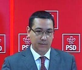 Ponta: Depunem motiune simpla impotriva ministrului Mihai Seitan