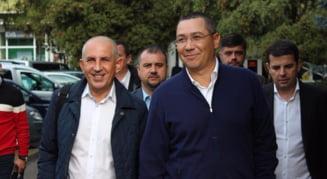 Ponta: Dragnea, in dosarul Referendumul, e o victima a Sistemului. In dosarul Tel Drum e victima propriei lacomii