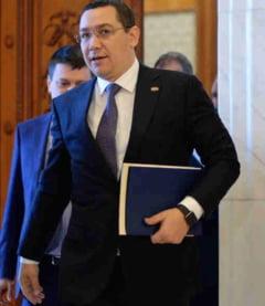 """Ponta: Dragnea le-a facut o strategie si bietilor oameni din Teleorman. Acum ii """"fraiereste"""" pe toti romanii"""