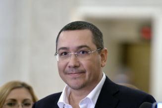 Ponta: Dragnea ne-a presat pe toti sa il schimbam pe Morar cu Kovesi, spunand ca e prietena lui si il ajuta