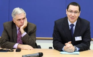 Ponta: Dupa demisia lui Severin, am dreptul sa ma uit in ograda PD-L
