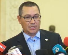 Ponta: E bine ca astazi se incheie o epoca proasta. Avem trei propuneri de premier