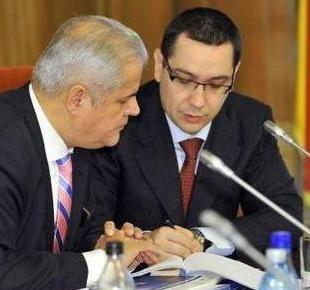 Ponta: E o mare nedreptate ca Nastase sa fie haituit de sistemul lui Basescu
