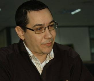 Ponta: E o ticalosie sa folosesti parte a presei ca sa ataci tarile care ne sustin la Schengen