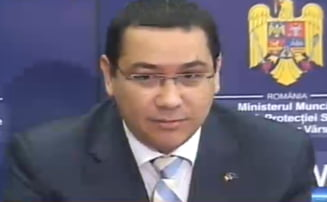 Ponta: Elevii care au picat Bac-ul nu trebuie sa moara de foame!