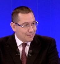 Ponta: Epopeea domnului Voiculescu e foarte bine cunoscuta