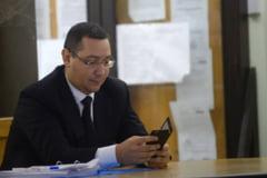 Ponta: Este clar pentru toata lumea ca nu mai exista Guvernul Romaniei, ci doar Guvernul lui Dragnea si al Teldrum