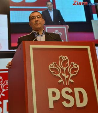 Ponta: Eu asigur doar o conducere tranzitorie a PSD. Cum vede viitorul partidului