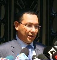Ponta: Eu mi-am facut datoria. Am pus pe masa partidelor un Cod Fiscal foarte bun (Video)
