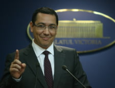 Ponta: Eu nu am primit date privind infractiuni la Rosia Montana. Basescu, democrat si onest, va spune