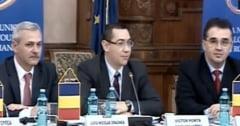 Ponta: Eu si Liviu Dragnea cand vorbim cu Marian Oprisan ii spunem Francisc