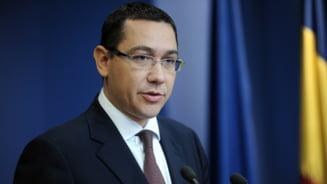 Ponta: Evident ca Iohannis va demisiona de la primarie (Video)