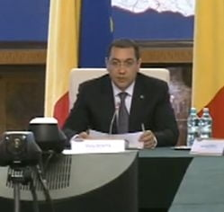 Ponta: FMI si CE sunt de acord cu rectificarea. Nu am sa inteleg niciodata opinia Consiliului Fiscal