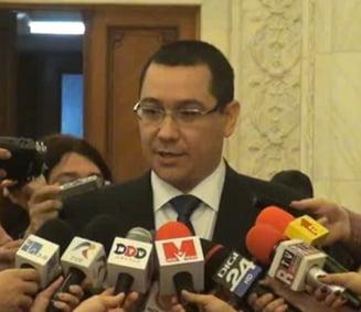 Ponta: Fenechiu este important pentru presedintele Basescu, nu pentru UE
