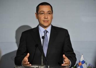Ponta: Finlandezii nu se opun aderarii Romaniei la Schengen, ei stiau doar ca avem rromi la Helsinki