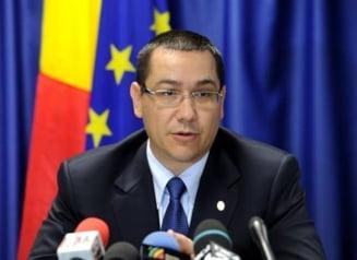 Ponta: Fiscul a fost condus de un grup infractional pana in 2012