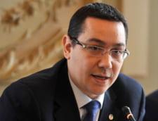 Ponta: Fiul meu va merge la o scoala privata pentru ca este mai aproape de casa