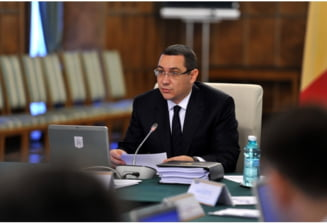 Ponta: Gabriel Oprea, interimar la Interne. Propunerea pentru noul ministru, pe 1 februarie