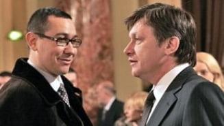 Ponta: Gata, nu mai asteptam UDMR! As vrea un partid ecologist in USL