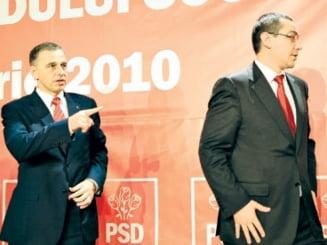 Ponta: Geoana nu face parte din PSD, e un om liber si independent