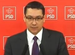 Ponta: Guvernul Boc s-a speriat si a dat inapoi, in privinta concediului maternal