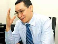 Ponta: Guvernul da 250.000 de lei pentru fiecare parlamentar ce nu voteaza motiunea